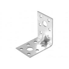 Крепежный усиленный уголок 70x70x55 (50шт)