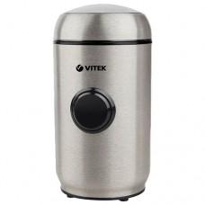 7123(ST)  Кофемолка VITEK Мощность 150 Вт Емкость 50г Корпус из нержавеющей стали
