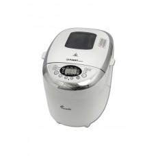 5152-3 Хлебопечь FIRSTМощность: 850 Вт Емкость: 900-1250 гр.12 автоматических программ.White