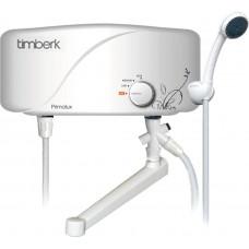 Проточный в\н Timberk (Primalux, 3.5кВт, душ+кран) WHEL-3 OSC