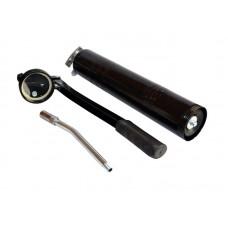 Шприц автомобильный 400мл для смазки рычажно-плунжерный черный 30014