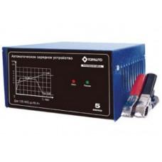 Зарядное устройство ТОП АВТО 5А (6/12В 0,5-5А Для АКБ до 65 А/ч) НА5 /12