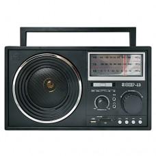 Радиоприемник  Эфир-13 , УКВ 64-108МГц, бат. 4*R20, 220V, USB/SD/microSD/AUX