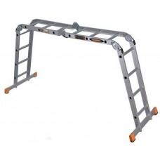 Лестница-трансформер 4х4ст L-122/225/490 13,5кг LWI