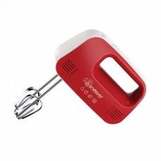 Миксер ручной Endever Sigma 04 белый/красный, 24 шт/уп.
