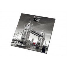 Электронные напольные весы Endever Skyline FS-541, рисунок Лондон, 10 шт/уп