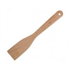Лопатка кухонная 260*50*3 мм, бук