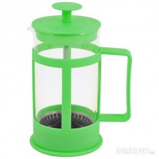 Чайник/кофейник (кофе-пресс) пластик, серия Variato, 350 мл, цвета в ассортименте MALLONY