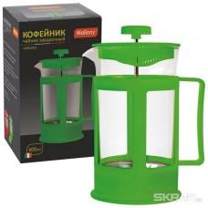 Чайник/кофейник (кофе-пресс) пластик, серия Variato, 600 мл, цвета в ассортименте MALLONY