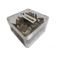 Автопредохранители FINSHARK стандарт 7,5А (100шт./упак.)