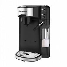 Многофункциональная кофеварка ENDEVER Costa-1070 электрическая, мош. 1000 Вт, 6 в 1, резервуар для воды (0,5 л) и молока (0,3 л) , 2  шт/уп