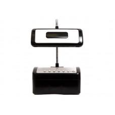 Радиоприемник с функцией светильника I'STYLE LM300, FM 88-108Мгц,акб 1100mA/h,USB/SD,наст.ламп.1,5Вт
