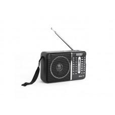 Радиоприемник  Эфир-15 , УКВ 88-108МГц, СВ 530-1600КГц, КВ1,КВ2 бат. 2*АА