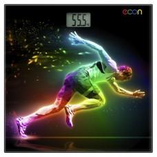 Весы напольные электронные стеклянные econ ECO-BS008