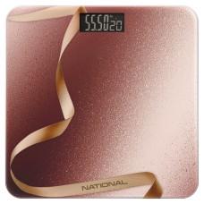 Весы напольные электронные стеклянные National NB-BS18106