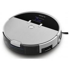 Робот-пылесос PVCR 0930 SmartGo (POLARIS) , Черный/Серебристый