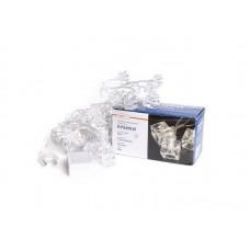 Гирлянда светодиодная  Кубики , SE-CUBE-440WW, 220В, 4м, 40LED, теплый белый, прозр шнур 3м