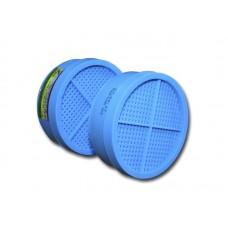 Фильтр к респиратору РПГ-67  Бриз-2201  А1 БРФ2201 (200шт/уп)