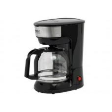 5459-5  Кофеварка FIRST Мощность: 900 Вт.Ёмкость: 12 чашек  (1.8 л) Черный