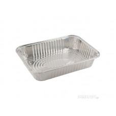 Форма для выпечки, LAMINA, размер: 37*27*7 см,  из алюм фольги, прямоугольная, одноразовая_упаковка 50 шт