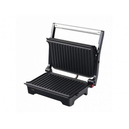 Электрический гриль ENDEVER Grillmaster 119, черный/металлик , 6 шт/уп