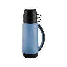 Термос в пластиковом корпусе со стеклянной колбой PRATICO, 1,0 л. (2 чашки)