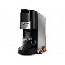 Кофеварка PCM 2020 3-in-1, (POLARIS) , Черный/ Нержавеющая сталь