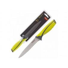 Нож с прорезиненной рукояткой ARCOBALENO MAL-03AR универсальный, 12,7 см Mallony