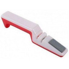 Ножеточка KS-1 (пластик, металл, точильный камень) Mallony