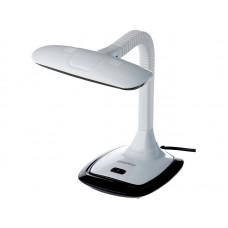 Лампа электрическая настольная ENERGY EN-LED18 бело-черная
