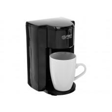 5453-3 Кофеварка FIRST, 350 Вт, 1 фарфоровая чашка (1х125 мл), Черный