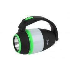 Фонарь PB-705 ЭРА аккумуляторный трансформер прожектор 3в1 (прожектор - кемпинговый фонарь - настольный) ударопрочн пластик кор (40)