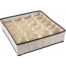 Коробка для хранения РЫЖИЙ КОТ NWB-5/24 24 ячейки 32х32х9см неткан (10)