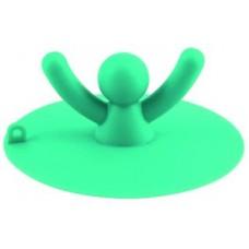 Пробка для ванной и раковины  UNIVERSAL , размер: 9,6*4,5см, термопластичная резина (12/48)