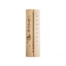 Термометр для бани и сауны большой ТСС-4, в коробочке Sauna