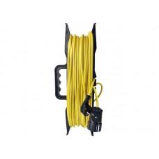 Удлинитель-шнур на рамке 2200 Вт 1гн. з/к 10м ТМ Союз