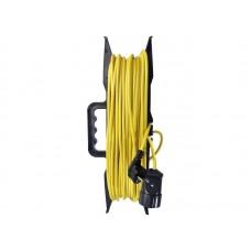 Удлинитель-шнур на рамке 2200 Вт 1гн. з/к 20м ТМ Союз