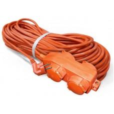Удлинитель У16-040 IP-44 ПВС 3*1,5 4гн. з/к, 10м  UNIVersal