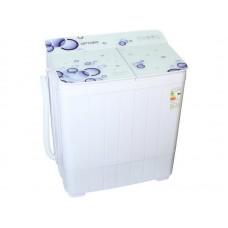 Стиральная машина OPTIMA МСП-35СТ В1 Пузыри (п/авт.,стекл. крыш.,стир./отж. 3,5кг/2.5кг,1350 об./мин.) (Вариант I (Белое стекло, пузыри)
