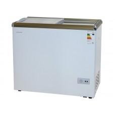 Морозильный ларь WILLMARK FSL-250X-3 (стеклянная дверь, 3 корзины)