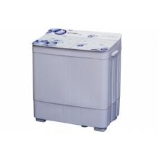 Стиральная машина OPTIMA МСП-35СТ Белое стекло, сирень 1(п/авт.,стекл. крыш.,стир./отж. 3,5кг/2.5кг,1350 об./мин.)