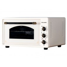 Духовка электрическая WILLMARK WOF-485BG (48л,таймер,противень 2шт.,решетка,бежевый,1600Вт)