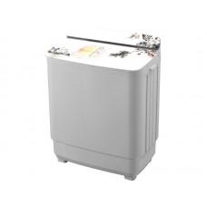 Стиральная машина OPTIMA МСП-110СТ Белая крышка, японский стиль (полуавтомат, насос, макс.загр.11,0кг) Белая крышка, японский стиль