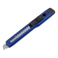 Нож технический 9мм усиленный (40/800шт/уп)