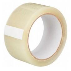 Скотч упаковочный 48мм*20м усиленный прозрачный CHAMPION КЛ3/2 (42)
