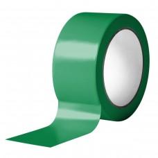 Скотч цветной 48мм/18м зеленый из полипропиленовой пленки (OPP или BOPP) с нанесенным акриловым клеевым слоем на водной основе