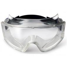 Очки защитные  ПАНОРАМА  закрытого типа без вентиляции