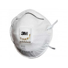 Респиратор 3М-8122 FFP2 8122 с клапаном (240/1шт/уп)