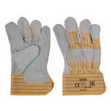 Перчатки спилковые износоустойчивые 10,5  (120шт/уп)