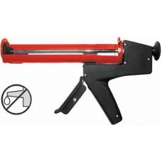 Пистолет д/герметика 9 225мм с противовесом Профи (24шт/уп)